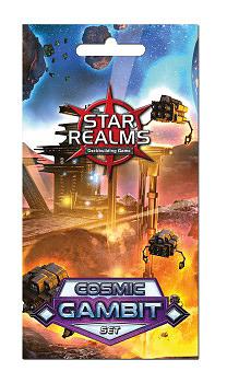 Einfach und sicher online bestellen: Star Realms Cosmic Gambit Pack in Österreich kaufen.