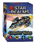 Einfach und sicher online bestellen: Star Realms Colony Wars Pack in Österreich kaufen.
