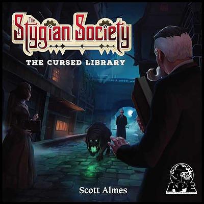 Einfach und sicher online bestellen: Stygian Society: Crused Library (Englisch) in Österreich kaufen.