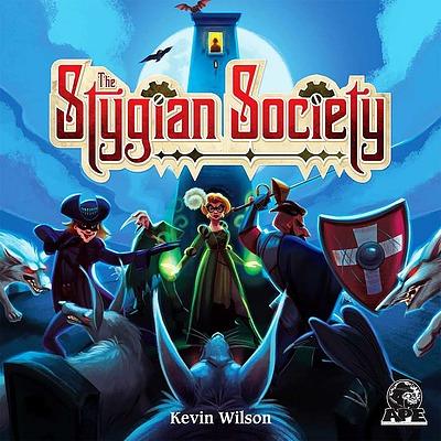 Einfach und sicher online bestellen: Stygian Society (Englisch) in Österreich kaufen.