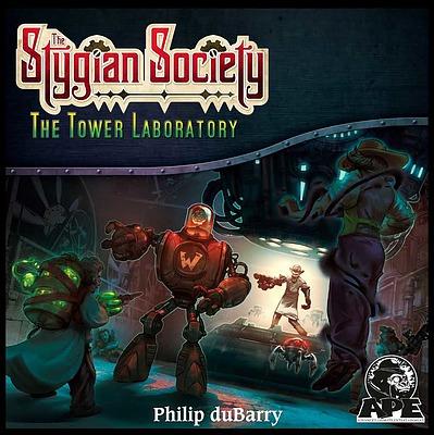 Einfach und sicher online bestellen: Stygian Society: Tower Library (Englisch) in Österreich kaufen.