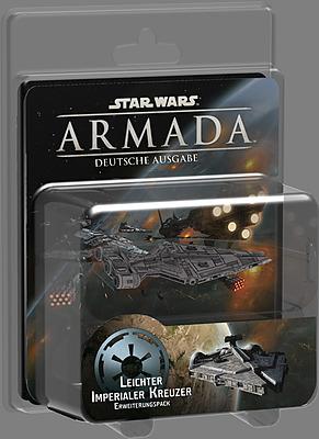 Einfach und sicher online bestellen: Star Wars Armada: Leichter Imperialer Kreuzer in Österreich kaufen.