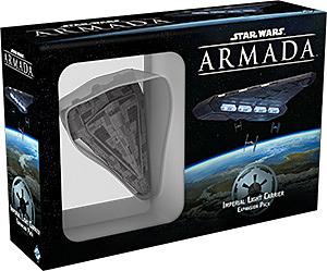 Einfach und sicher online bestellen: Star Wars Armada: Imperialer Leichter Träger in Österreich kaufen.