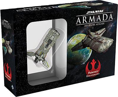 Einfach und sicher online bestellen: Star Wars Armada: Phönixnest in Österreich kaufen.