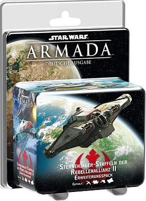 Einfach und sicher online bestellen: Star Wars Armada: Sternenjägerstaffeln Rebellen 2 in Österreich kaufen.