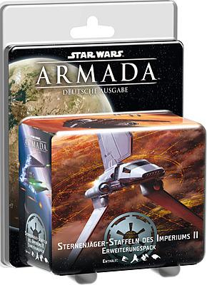 Einfach und sicher online bestellen: Star Wars Armada: Sternenjägerstaffeln Imperium 2 in Österreich kaufen.