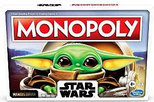 Einfach und sicher online bestellen: Star Wars The Child Monopoly in Österreich kaufen.
