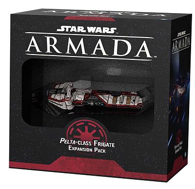 Einfach und sicher online bestellen: Star Wars Armada: Fregatte der Pelta-Klasse in Österreich kaufen.