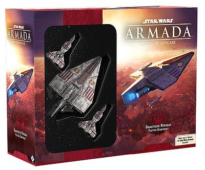 Einfach und sicher online bestellen: Star Wars Armada: Galaktische Republik in Österreich kaufen.