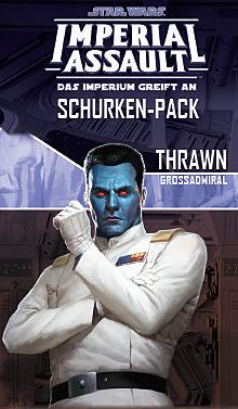 Einfach und sicher online bestellen: Star Wars Imperial Assault: Großadmiral Thrawn in Österreich kaufen.