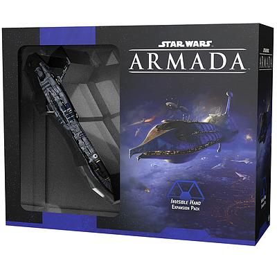 Einfach und sicher online bestellen: Star Wars Armada: Invisible Hand in Österreich kaufen.