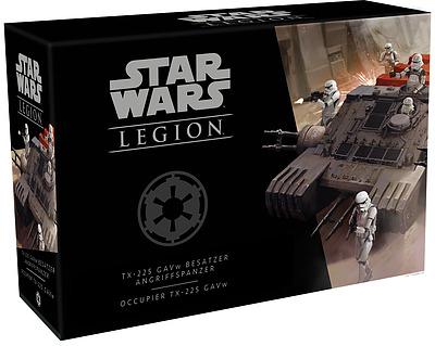 Einfach und sicher online bestellen: Star Wars: Legion - TX-225 Besatzer Angriffspanzer in Österreich kaufen.