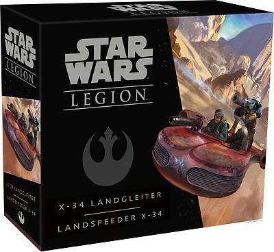 Einfach und sicher online bestellen: Star Wars: Legion - X-34 Landgleiter in Österreich kaufen.