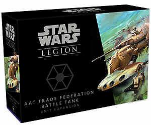 Einfach und sicher online bestellen: Star Wars: Legion AAT Kampfpanzer der Handelsföd. in Österreich kaufen.