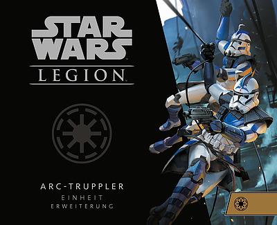 Einfach und sicher online bestellen: Star Wars: Legion - ARC-Truppler in Österreich kaufen.