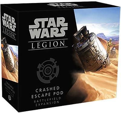 Einfach und sicher online bestellen: Star Wars: Legion - Abgestürzte Rettungskapsel in Österreich kaufen.