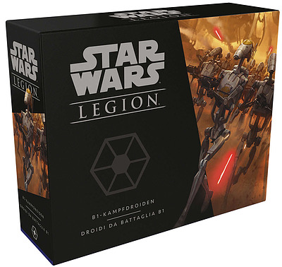 Einfach und sicher online bestellen: Star Wars: Legion - B1-Kampfdroiden in Österreich kaufen.