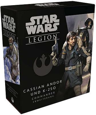 Einfach und sicher online bestellen: Star Wars: Legion Cassian Andor in Österreich kaufen.