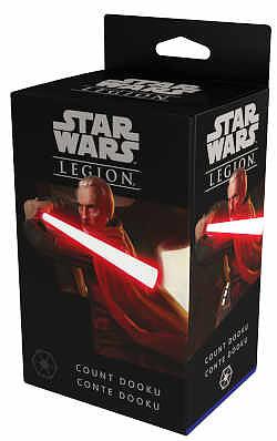 Einfach und sicher online bestellen: Star Wars: Legion - Count Dooku in Österreich kaufen.