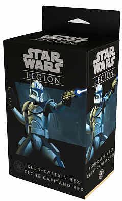 Einfach und sicher online bestellen: Star Wars: Legion - Captain Rex in Österreich kaufen.