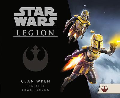 Einfach und sicher online bestellen: Star Wars: Legion - Clan Wren in Österreich kaufen.