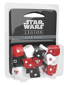 Einfach und sicher online bestellen: Star Wars: Legion Dice Pack in Österreich kaufen.