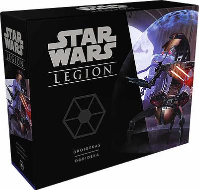 Einfach und sicher online bestellen: Star Wars: Legion - Droidekas in Österreich kaufen.