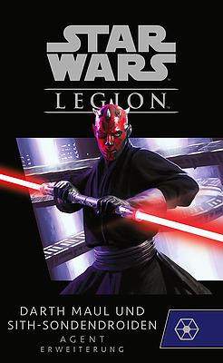 Einfach und sicher online bestellen: Star Wars: Legion - Darth Maul and Sith Probe in Österreich kaufen.