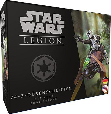 Einfach und sicher online bestellen: Star Wars: Legion 74-Z in Österreich kaufen.