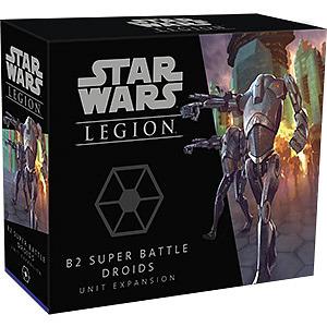 Einfach und sicher online bestellen: Star Wars: Legion - B2-Superkampfdroiden in Österreich kaufen.