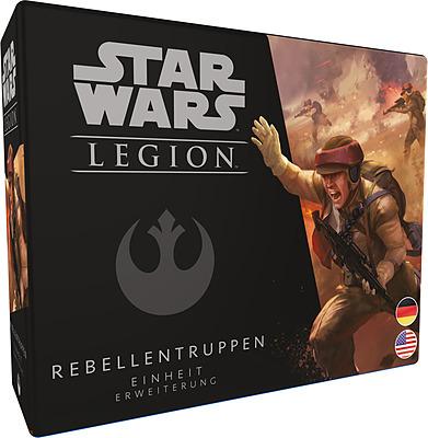 Einfach und sicher online bestellen: Star Wars: Legion Rebellentruppen in Österreich kaufen.