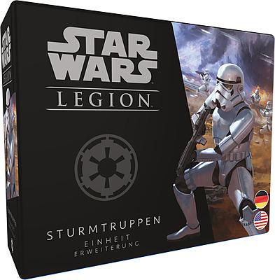 Einfach und sicher online bestellen: Star Wars: Legion Sturmtruppen in Österreich kaufen.