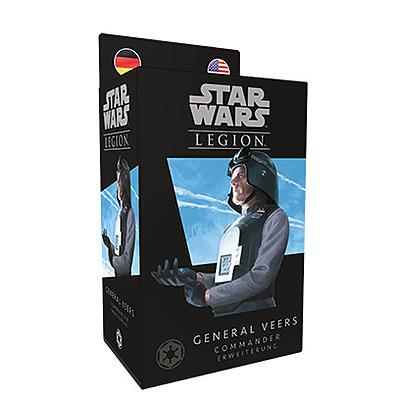 Einfach und sicher online bestellen: Star Wars: Legion - General Veers in Österreich kaufen.