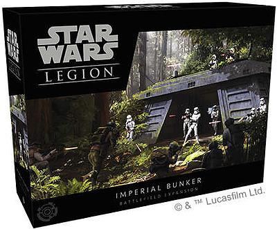 Einfach und sicher online bestellen: Star Wars: Legion - Imperialer Bunker in Österreich kaufen.
