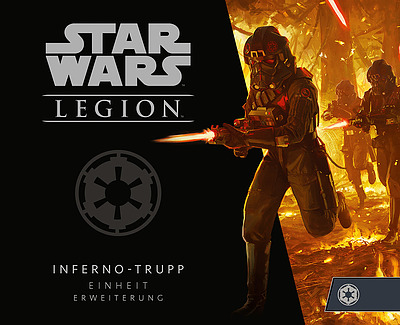 Einfach und sicher online bestellen: Star Wars: Legion - Inferno-Trupp in Österreich kaufen.