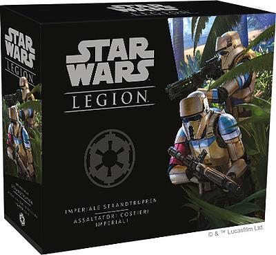 Einfach und sicher online bestellen: Star Wars: Legion - Imperiale Strandtruppen in Österreich kaufen.