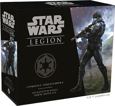 Einfach und sicher online bestellen: Star Wars: Legion - Imperiale Todestruppen in Österreich kaufen.