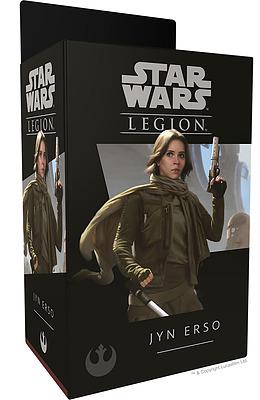 Einfach und sicher online bestellen: Star Wars: Legion - Jyn Erso in Österreich kaufen.