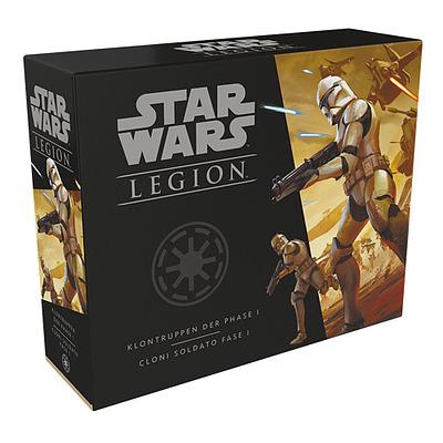 Einfach und sicher online bestellen: Star Wars: Legion - Klontruppen der Phase 1 in Österreich kaufen.