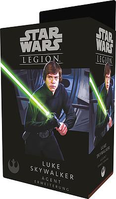Einfach und sicher online bestellen: Star Wars: Legion - Luke Skywalker in Österreich kaufen.