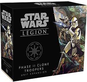 Einfach und sicher online bestellen: Star Wars: Legion - Klontruppen der Phase 2 in Österreich kaufen.