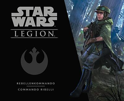 Einfach und sicher online bestellen: Star Wars: Legion - Rebellenkommandos in Österreich kaufen.