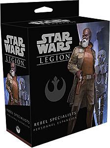 Einfach und sicher online bestellen: Star Wars: Legion Spezialisten der Rebellen in Österreich kaufen.