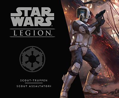 Einfach und sicher online bestellen: Star Wars: Legion - Scout Troopers in Österreich kaufen.