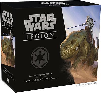 Einfach und sicher online bestellen: Star Wars: Legion - Taurücken-Reiter in Österreich kaufen.