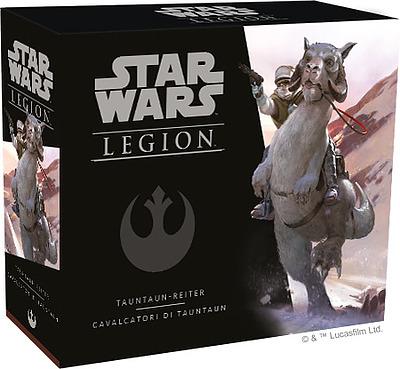 Einfach und sicher online bestellen: Star Wars: Legion - Tauntaun Reiter in Österreich kaufen.