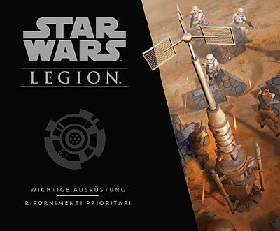 Einfach und sicher online bestellen: Star Wars: Legion - Wichtige Ausrüstung in Österreich kaufen.