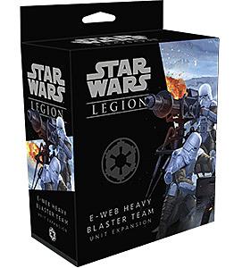 Einfach und sicher online bestellen: Star Wars: Legion E-Web-Blaster-Team in Österreich kaufen.