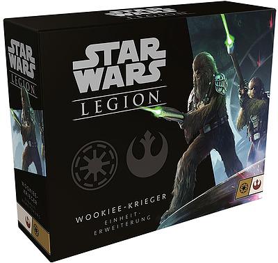 Einfach und sicher online bestellen: Star Wars: Legion - Wookiee-Krieger in Österreich kaufen.