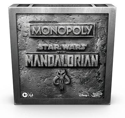Einfach und sicher online bestellen: Star Wars Monopoly: The Mandalorian Edition in Österreich kaufen.